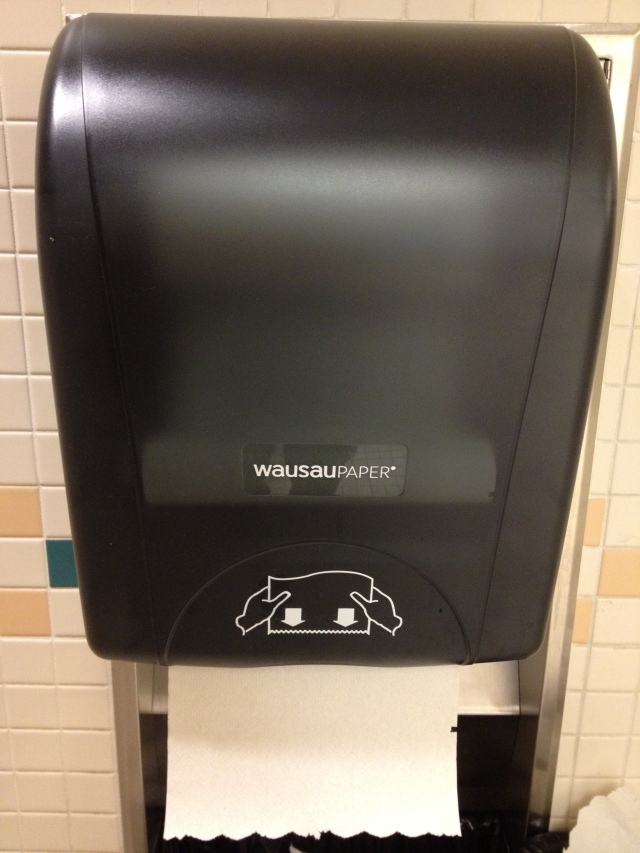 papertowel-dispenser